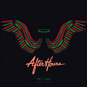 After Hours - 9 - Phife Dawg Tribute Mix - 23rd March 2016