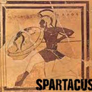 Spartacus Presents Spartathlon 001  Dance Radio Show