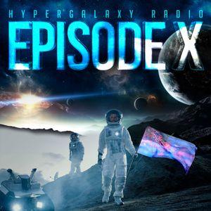 Hypergalaxy Radio: Episode X with Stardust Collide (feat. Dani Nyx)