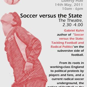 Discussion on Gabriel Kuhn's talk on the subversive side of football