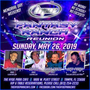 The Fantasy Ranch Reunion 2019 (5-26-2019)
