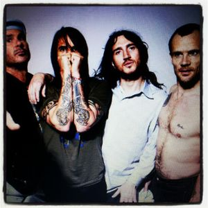 MESSTAPE SPECIAL - RED HOT CHILI PEPPERS