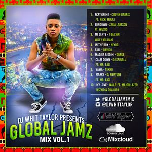 Global Jamz Vol. 1