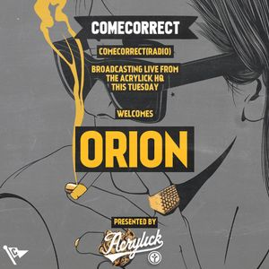 Come Correct LA Feat. DJ Orion