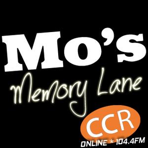Mo's Memory Lane - @chelmsfordcr - 09/07/17 - Chelmsford Community Radio