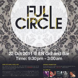 FULL CIRCLE 22nd Oct 2011: DJ M SIGN _live recording_