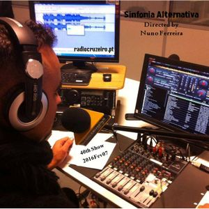 SINFONIA ALTERNATIVA - 40th Show - radiocruzeiro.pt - 2015Fev07