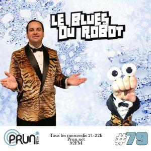 Le Blues Du Robot #79 : Richard Cheese, Noël et des buchettes.