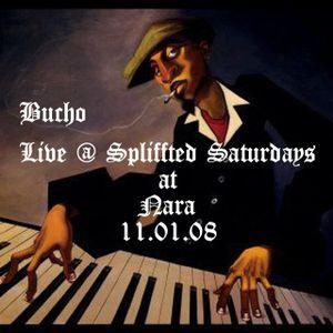 Bucho - Live @ Nara 11.01.08 - Kitchen Sink #1