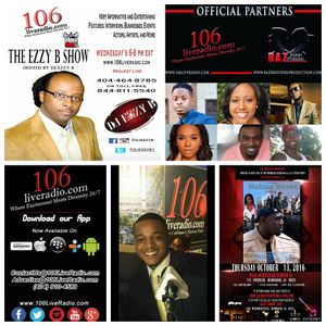 THE EZZY B SHOW 2... 10-12-16