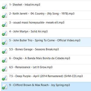 תכנית בראנץ' אביבית - קול הגליל העליון - עמיר זינגר  23.5.17