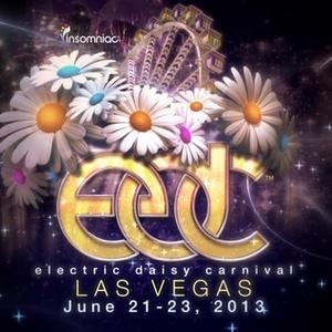 Cedric Gervais - Live @ Electric Daisy Carnival, EDC Las Vegas 2013 - 21.06.2013
