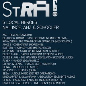 Local Heroes & Tweety Twizta: STRA! #24 (03/2016)