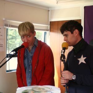 The Drums / Bestival Radio