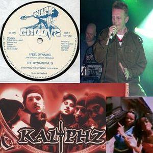 Old School UK Hip Hop Radio Sessions Volume 5