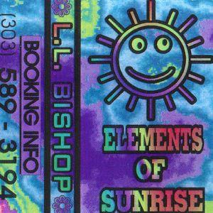 Elements of Sunrise 1993  / Side A