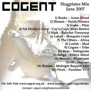 Cogent - Slugplates Vol 1