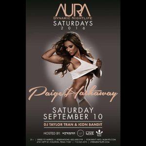 Aura Saturdays : DJ Icon Bandit Set