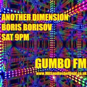 Boris Borisov's 'another dimension' 18 May 2019 on Gumbo FM