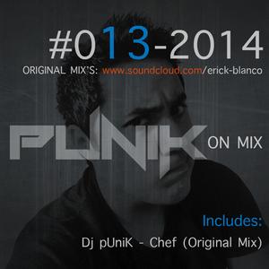 PUNIK ON MIX 013 - 2014