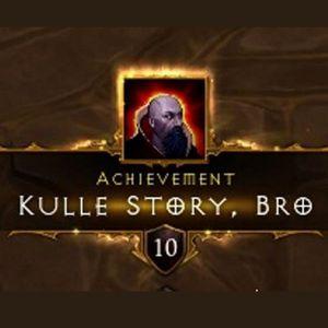 Kulle Story Bro - A Diablo 3 Podcast Episode 57
