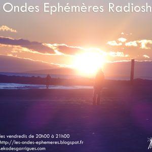 Les ondes éphémères radioshow 231112