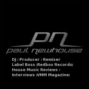 DJ Paul Newhouse Presents Tribal Grooves 055