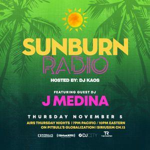Pitbull's Globalization Sunburn Radio ( J Medina ) Sirius XM 11/6/2020