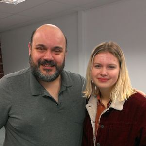 Breakfast with Marc Wolverson 19 March 2018 (guest Charlotte Newman, local singer-songwriter)