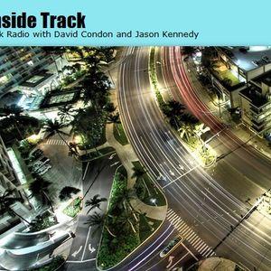 Inside Track #12 with David Condon & Jason Kennedy (13th April 2017)