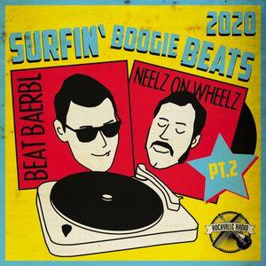 #379 RockvilleRadio 28.01.2021: Best Of SurfinBoogie'n'Beats 2020 Pt.2