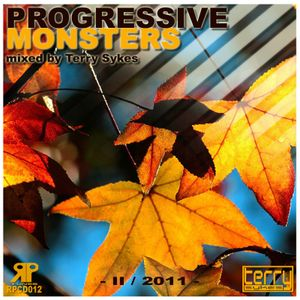 Progressive Monsters 02/2011 mixed by Terry Sykes