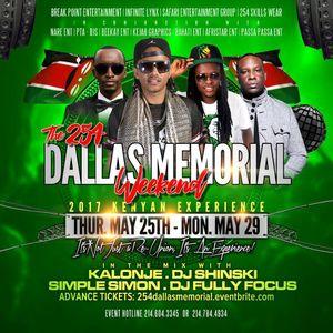 The Official 2017 Dallas Memorial Weekend Mix | DJ Kalonje by Break