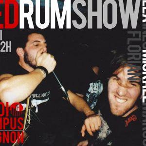 Redrum Show - Radio Campus Avignon - 23/10/12