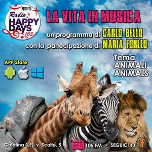 La Vita in Musica - puntata del 07 giu 2017 - tema: Animali