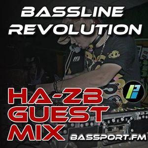 Bassline Revolution #30 - Ha-Zb Guest Mix - 13.09.13