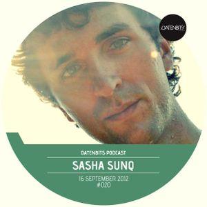 Datenbits Podcast 020 - Sasha Sunq