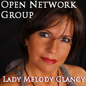 Bruce Brunette on Open Network Group Show with Lady Melody Clancy