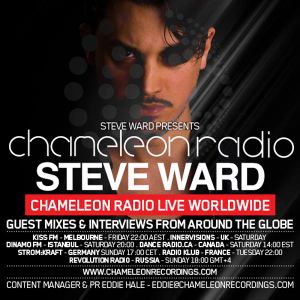 CHAMELEON RADIO SHOW by Mark Reeve