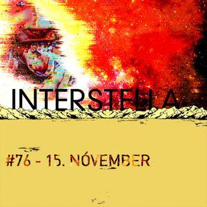 Interstella #76 - Ḻɑȶᶓ
