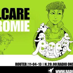 RADIOCROMIE - Zerocalcare _ router 11 aprile 2013