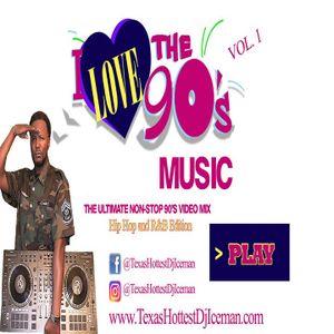 I Love The 90's Music (Mega Video Mix) Vol. 1 (65 Tracks)