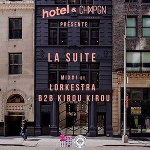 Lorkestra b2b Kirou kirou - la suite #1 - 30/11/2016