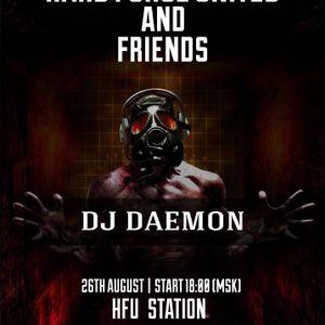 Dj Daemon @ HFU Summer Session 2016