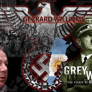 Lifting The Veil Soundart Radio 102.5FM Gerrard Williams Gray Wolf The escape of Adolf Hitler