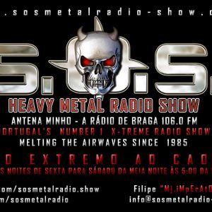2nd Hour - 26.03.2016 - S.O.S. METAL RADIO SHOW
