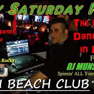dj mix master munster live from safari beach club queens new york