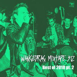 Wangedrag Mixtape #312 Best of 2018 Part 2