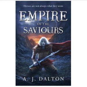 190412 AJ Dalton - Fantasy Author - History and Mystery with Tim Prevett on RedShift Radio