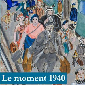 Emission des littératures spéciale Histoire - Le Moment 1940